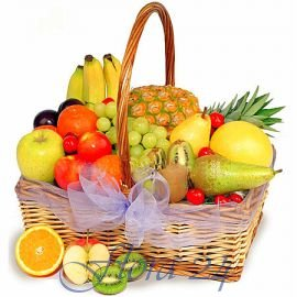 Корзина фруктов Джой